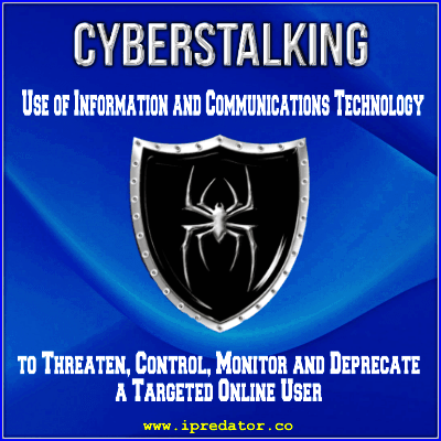 Cyberstalking-Cyberstalking-Definition-Cyber-Harassment-Cyberbullying-iPredator-Image